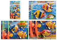 Рыбалка магнитная «Удачный клев» с 2 удочками, 13183, фото