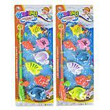 Рыбалка магнитная «Fishing» 7 рыбок, В 95 В-15, toys.com.ua