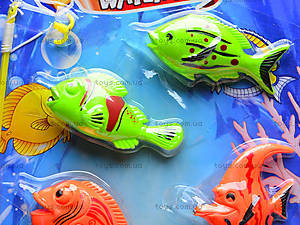 Детская игра «Рыбалка с сачком», МХ884-3, фото