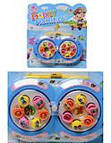 Детская рыбалка на планшете, 377, іграшки