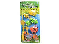 Игровая планшетная рыбалка, XQ433-6, фото