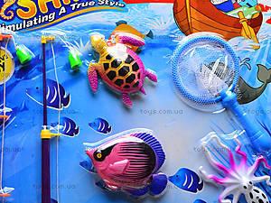 Рыбалка с магнитом «Морские жители», 888-10-11, отзывы