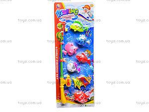 Игрушечная рыбалка с магнитом, 895С-18, фото