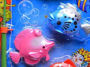 Игрушечная рыбалка с магнитом, 895С-18, цена