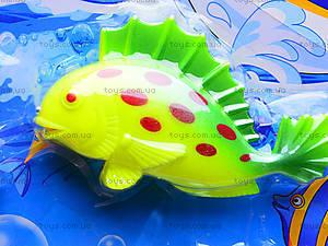 Игрушечная рыбалка с магнитом, 895С-18, игрушки