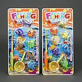 Рыбалка с удочкой, сачком и рыбками, 325A-68