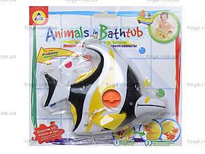 Заводная водоплавающая рыбка для малышей, 2998-2, купить