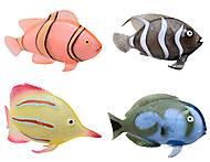 Игрушечная рыбка-тянучка, A029P