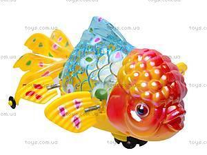 Рыбка музыкальная, YY043C, игрушки