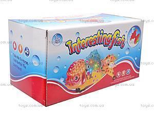 Рыбка музыкальная, YY043C, детские игрушки
