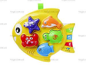 Детская игрушка «Золотая рыбка», 7385, цена