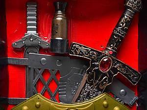 Рыцарский набор на планшете, 913-8, фото