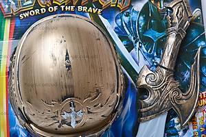 Рыцарский набор, с мечем и шлемом, ZF6688-5, фото