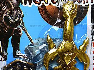 Рыцарский набор с мечом и щитом, 6129-10A/6108-4A, купить