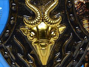Рыцарский набор с мечом и щитом, 6129-10A/6108-4A, фото