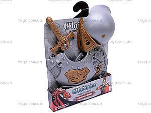 Рыцарский набор со шлемом и мечом, 6902, фото