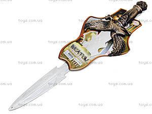 Игрушечный рыцарский меч, K160C, цена