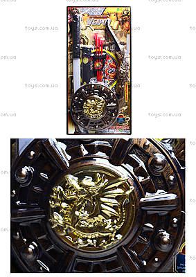 Игрушечный рыцарский набор с луком, 518-1N