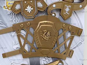 Игрушечный рыцарский набор для детей, K196C, фото