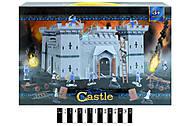 Рыцарский замок с фигурками в коробке, 1303A