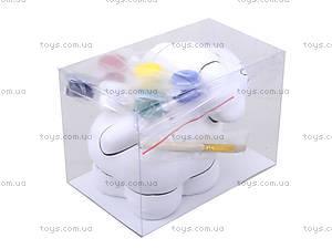 Детский набор для рисования по керамике «Копилка Песик», 94175, фото