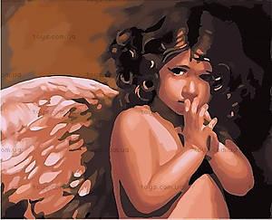Рисование по номерам «Ангелочек», КН295