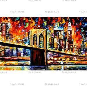 Рисование по номерам «Бруклинский мост», КН2138