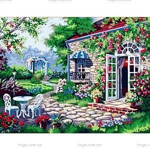 Рисование по номерам «Дом мечты», КН189