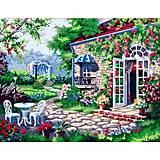 Рисование по номерам «Дом мечты», КН189, фото