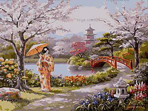 Рисование по номерам «Нарисованный рай», КН2810