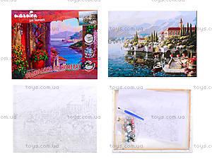 Рисование по номерам из серии «Городской пейзаж», MGшк40898