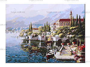 Рисование по номерам из серии «Городской пейзаж», MGшк40898, цена