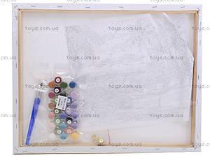 Рисование по номерам из серии «Морской пейзаж», MGшк40942, фото