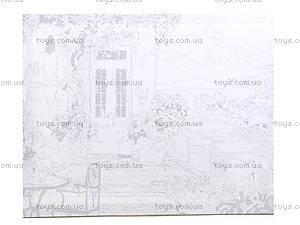 Рисование по номерам серии «Загородный дом», MGшк40928, фото