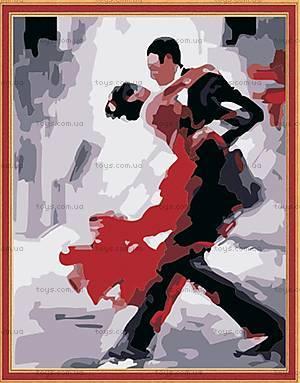 Рисование по номерам «Танго», КН121