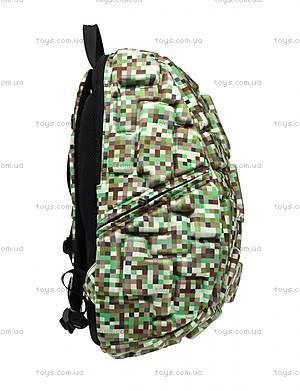 Рюкзак для мальчика, зеленый майнкрафт, KZ24484101, купить