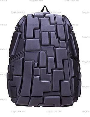 Модный рюкзак цвета графит, KAA24484794