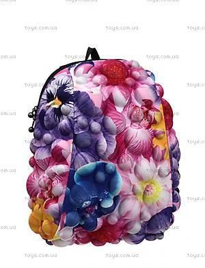 Модный школьный рюкзак Bubble Halfl с цветами, KAA24484211