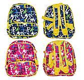 Рюкзак «Буквы» (синий и розовый), 9084-3, отзывы