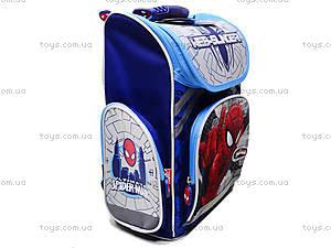Рюкзак c жесткими боками «Человек-паук», , игрушки