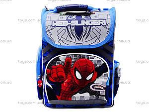 Рюкзак c жесткими боками «Человек-паук»,