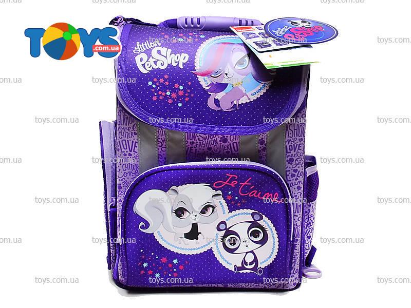 7d352bd9990e Рюкзак детский усиленный «Little Pet Shop» - Школьные рюкзаки в ...