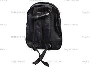Рюкзак детский с плотной спинкой, 5 видов, 555-97, магазин игрушек