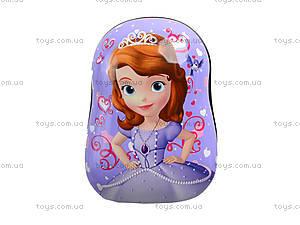 Рюкзак детский с плотной спинкой, 5 видов, 555-97, іграшки
