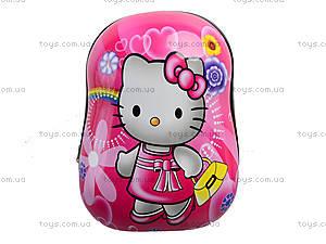 Рюкзак детский с плотной спинкой, 5 видов, 555-97, детский