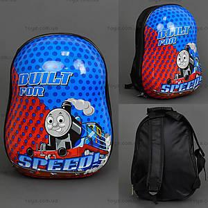 Рюкзак детский с плотной спинкой, 5 видов, 555-97, отзывы
