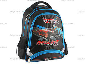 Рюкзак для школьника Hot Wheels, HW14-517K