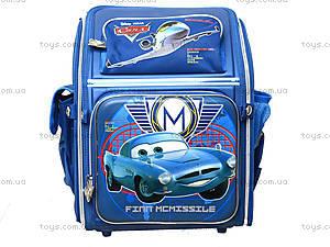 Рюкзак для школы каркасный Cars, 551822, цена