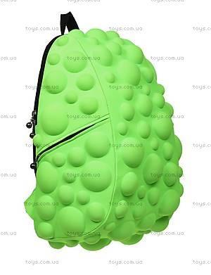 Рюкзак для школы, зеленый неон, KAA24484793