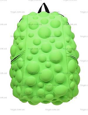 Рюкзак для школы, зеленый неон, KAA24484793, отзывы